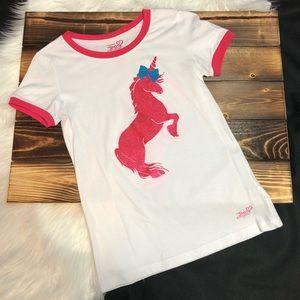 Nickelodeon Shirts & Tops - JoJo Siwa Unicorn Tee